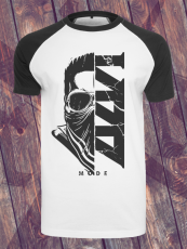 KRBxIKRZ /// JD FACE /// WHITESHIRT
