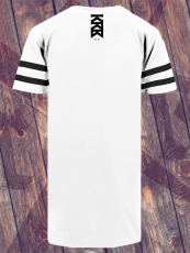 KRBxIKRZ /// BAT /// STRIPE WHITESHIRT