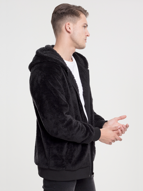DEA /// BLACK SHEEP /// FLAUSCH HOODY